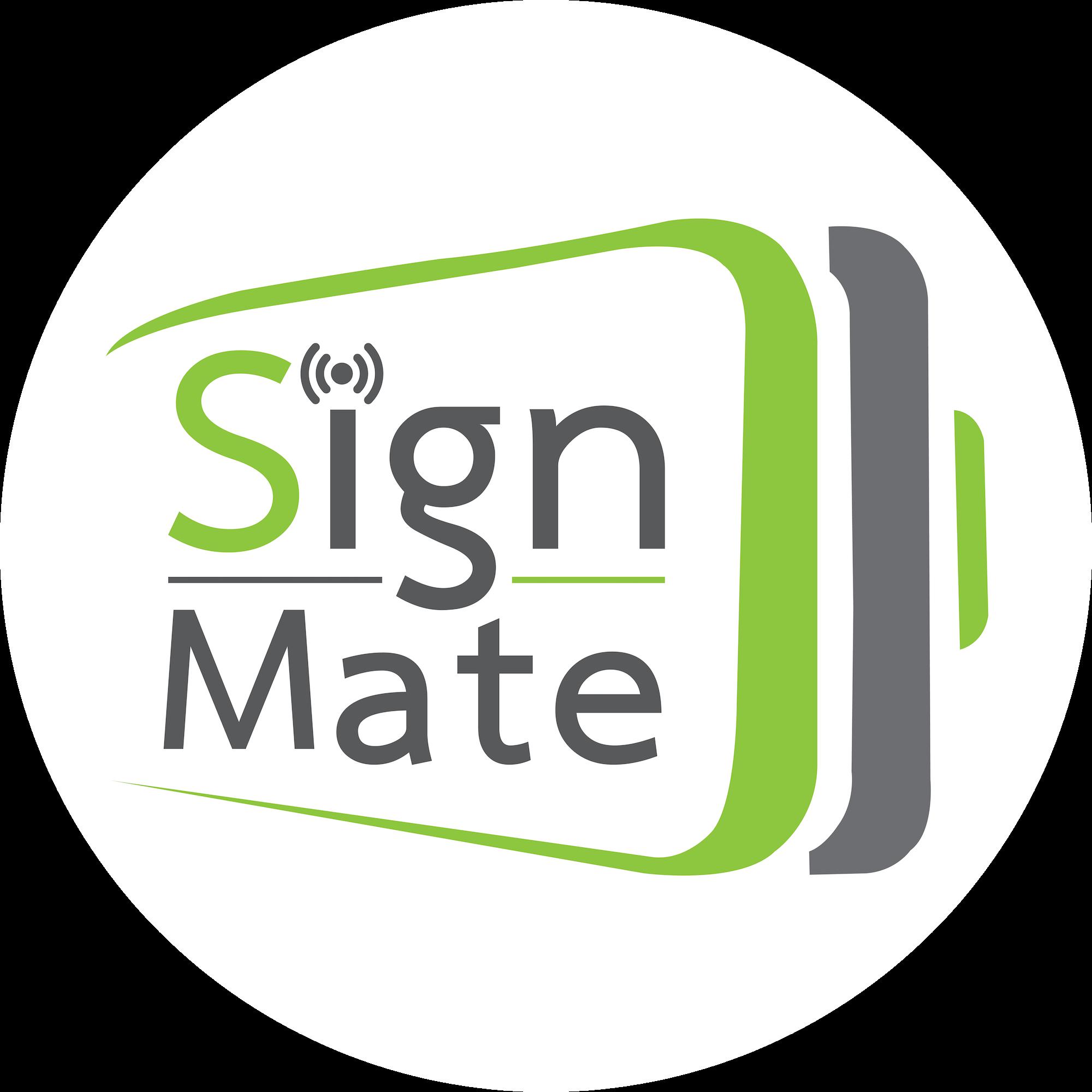 SignMate - Digital Signage